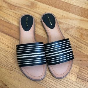Tahari Padma Slide Sandals